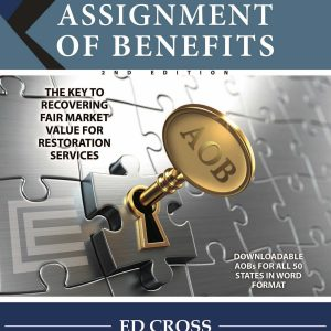 Ed Cross Assignment of benefits 2nd edition