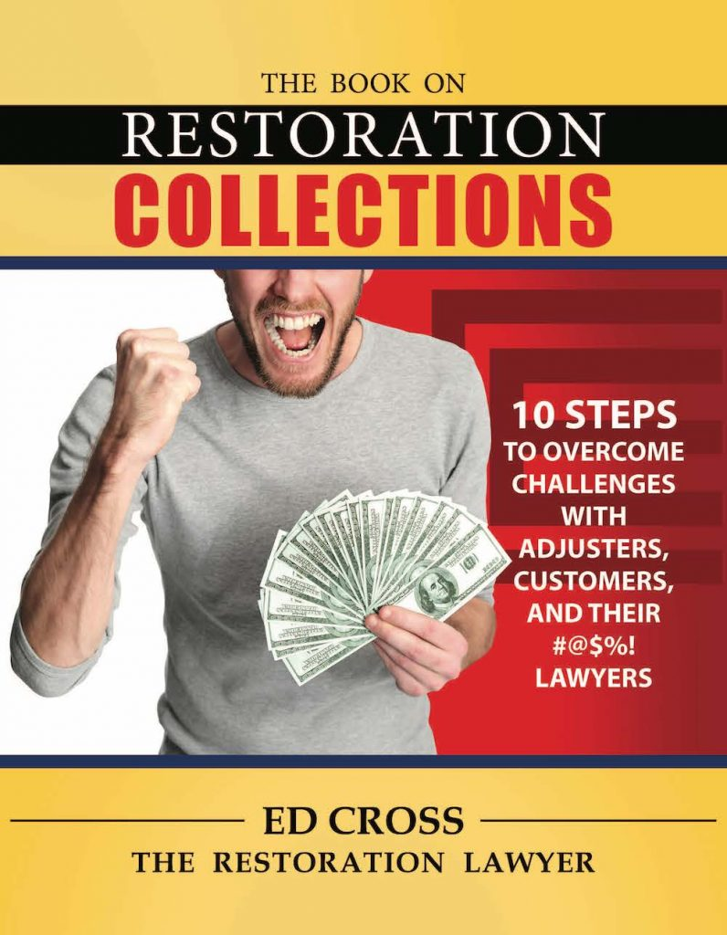 ed cross author on restoration collections